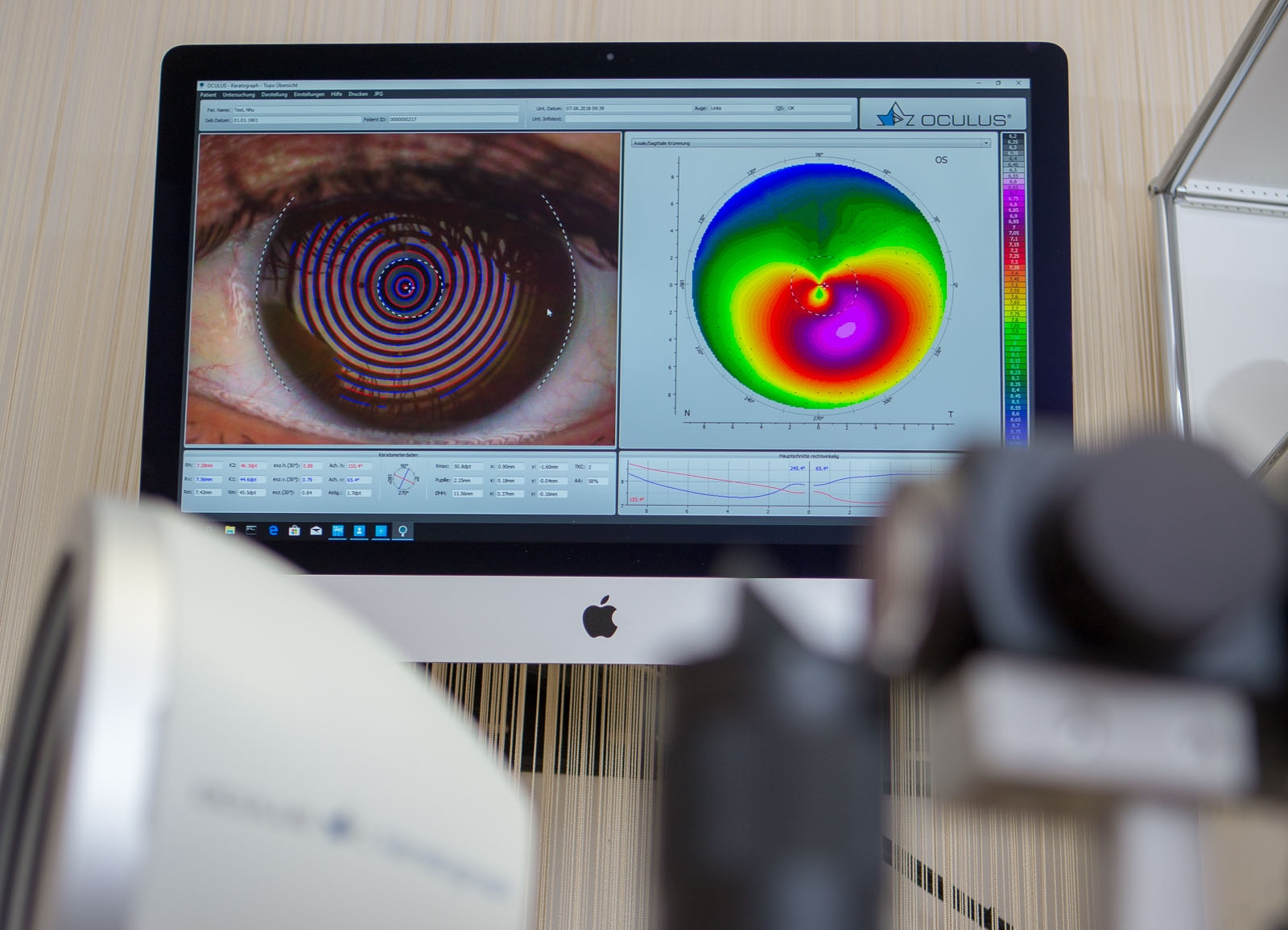 Werde Augenoptiker_Optometrist bei Christian Bartels Optik