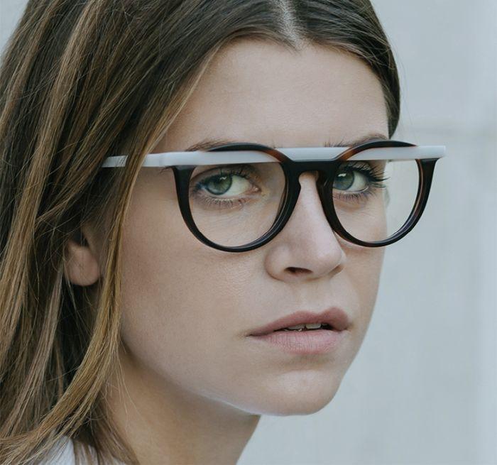 Veronika Wildgruber Brille bei Christian Bartels Optik in Aschaffenburg