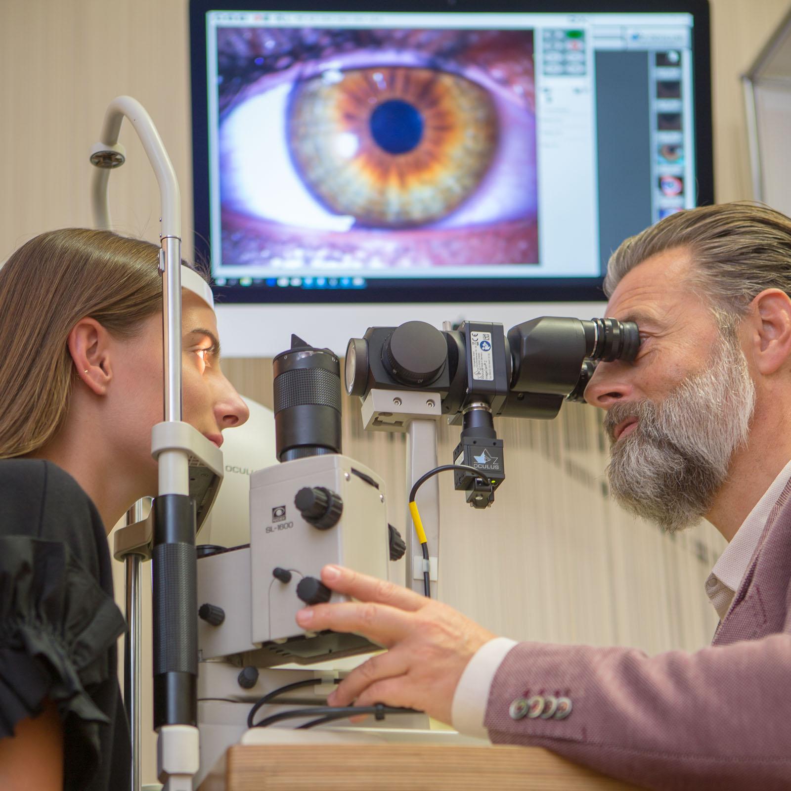 Dry-Eye Sprechstunde bei Optik Bartels